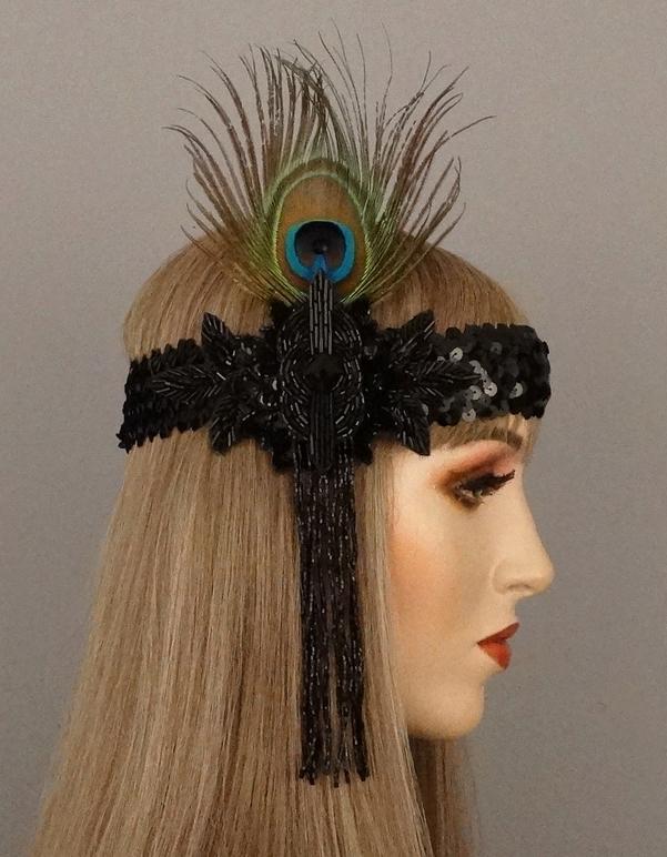 Black/Peacock