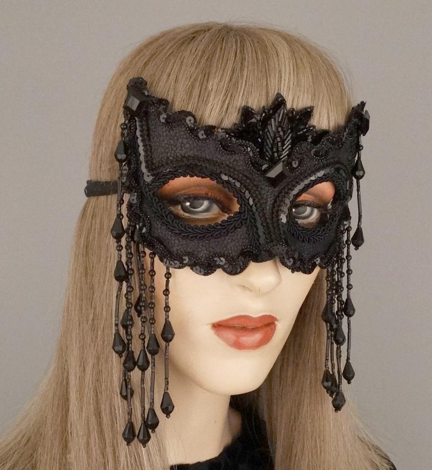 rapture leather masquerade mask.JPG