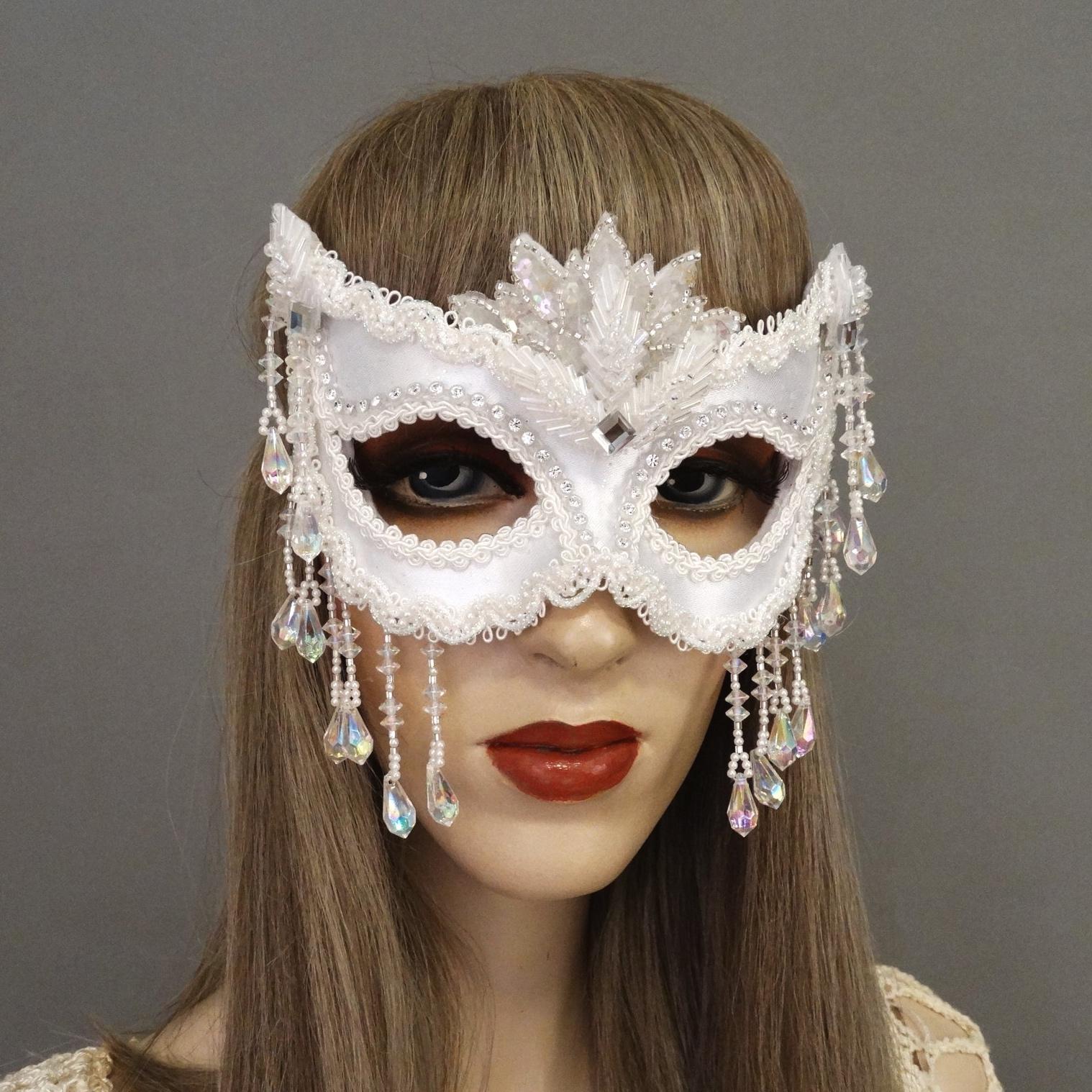 Cinderella Masquerade Mask Thumb