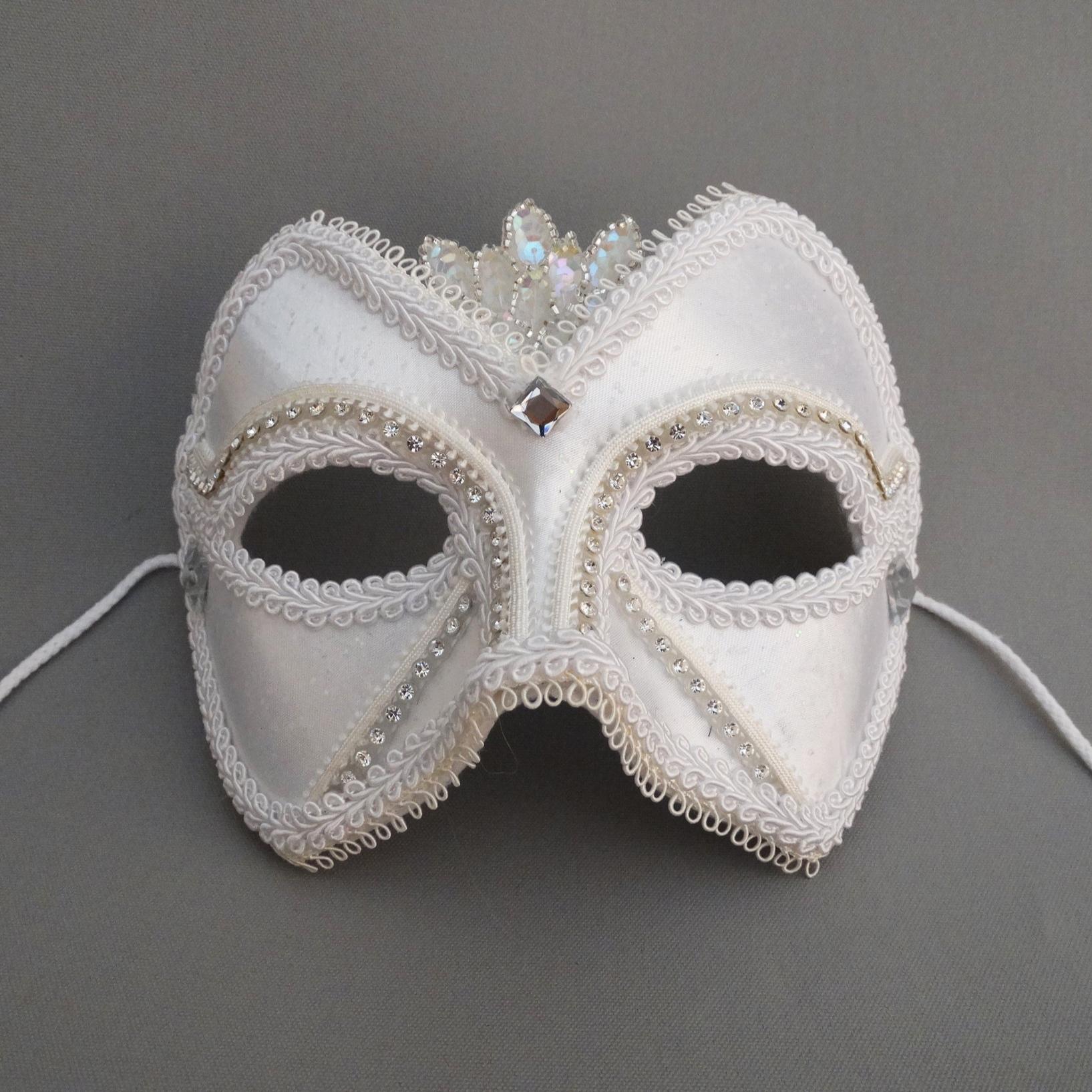 Cinderella Companion Masquerade Mask Thumb