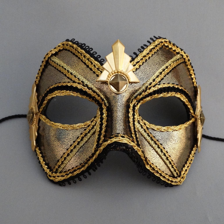 Merlin Masquerade Mask Thumb