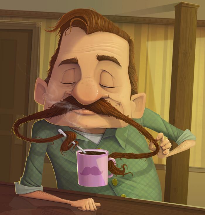 Movember | Dave Armstrong