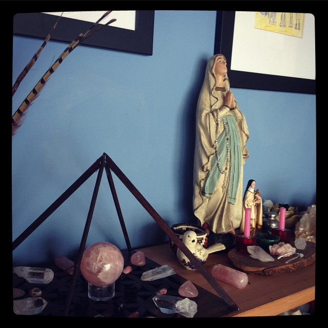 Altar for Spring