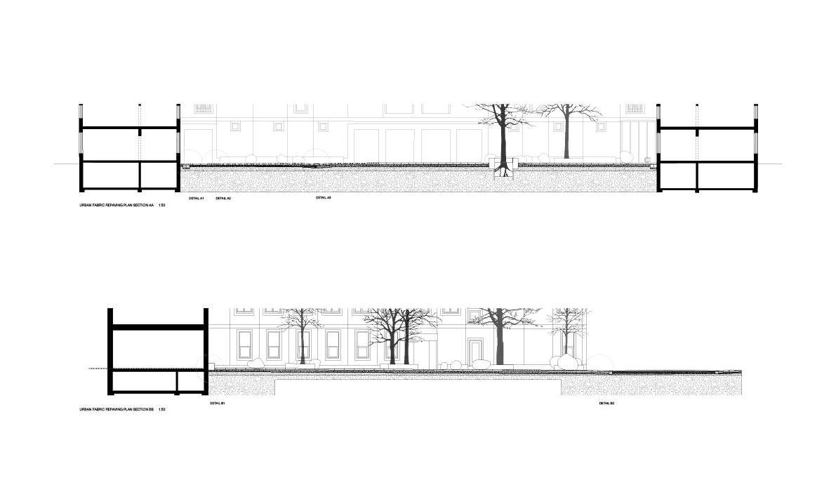 Red Square Sections, Megan Blake, 2015.