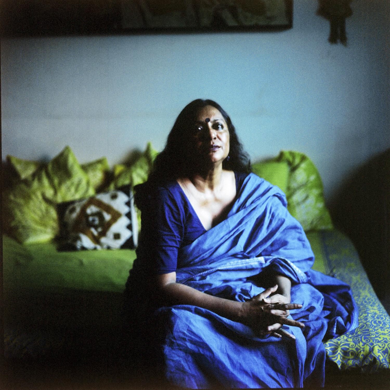 Shaheen Akhtar. Dhaka, Bangladesh, May 2011.
