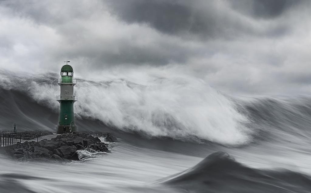 Wettbewerbsvorteile in einer Sturmflut von Informationen | Bild: Christine Ellger