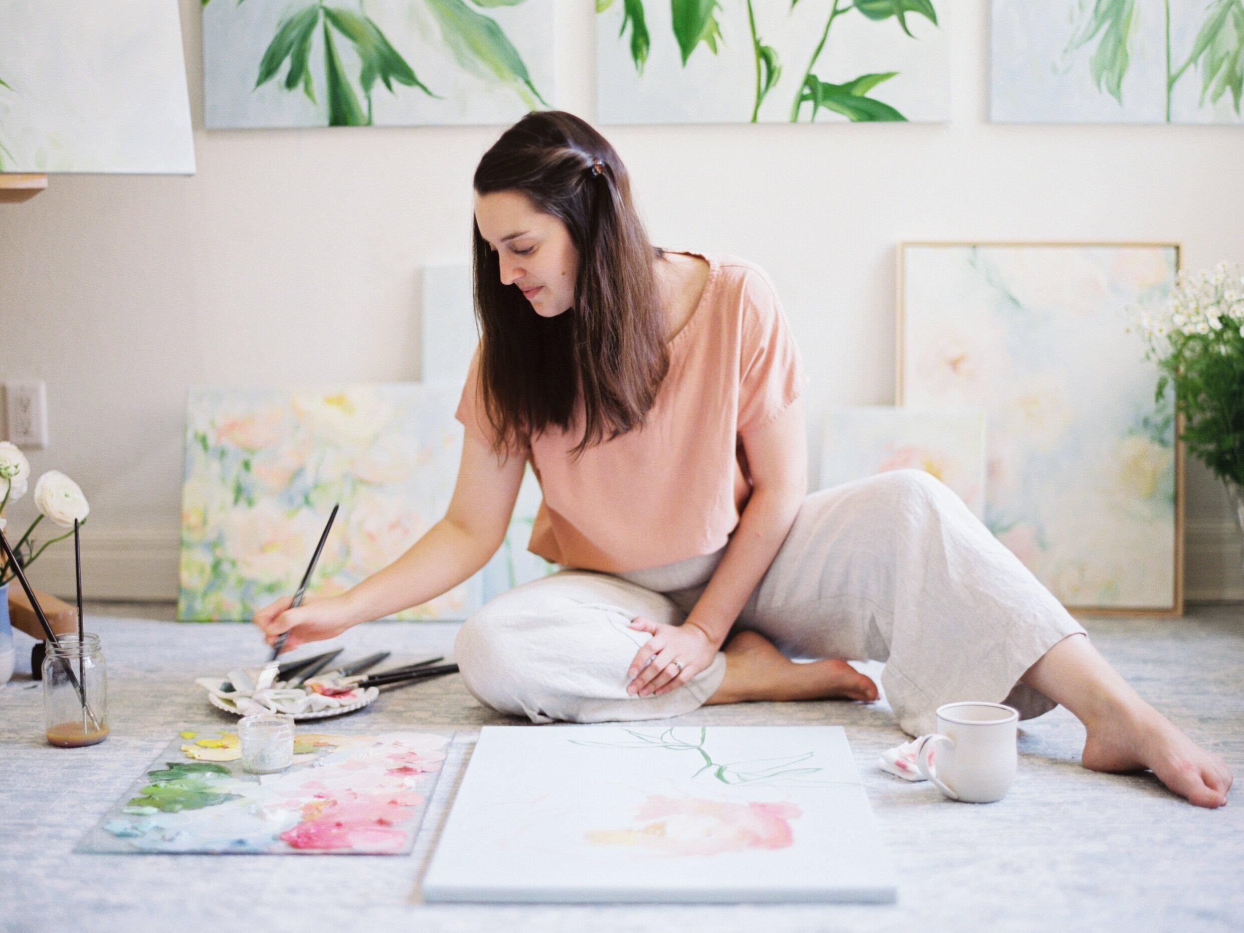 MICHELLE BOYD - Oil Painter