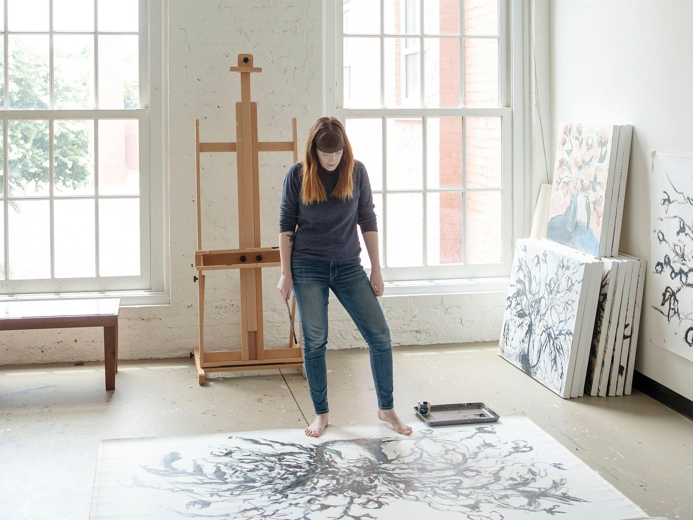 TAYLOR LEE - Oil Painter