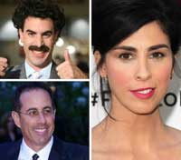 Which Jewish Comedian Are You?