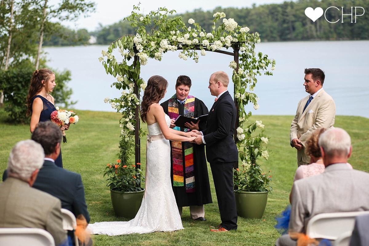 Freeport Maine wedding Photographer