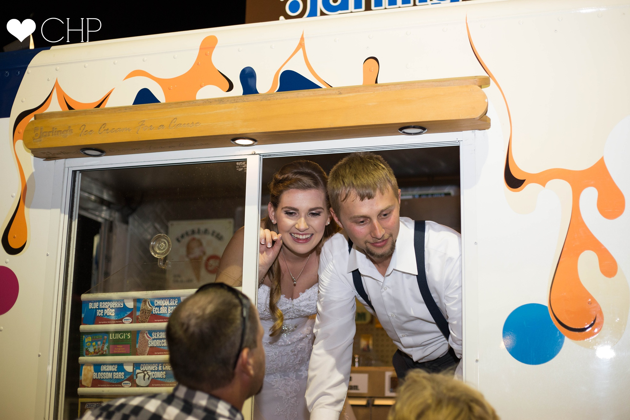 Darlings ice cream for a cause