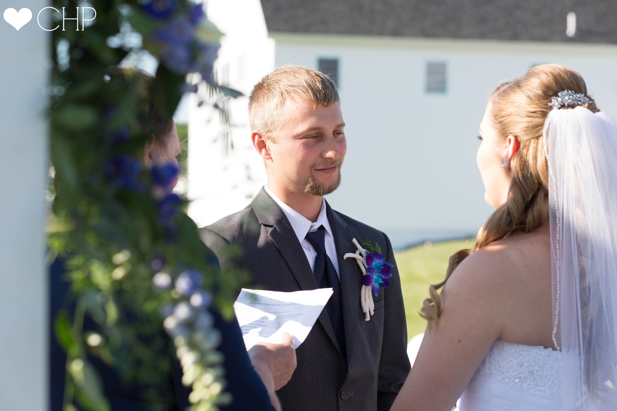 Morgan Hill Hermon Maine Wedding Photography
