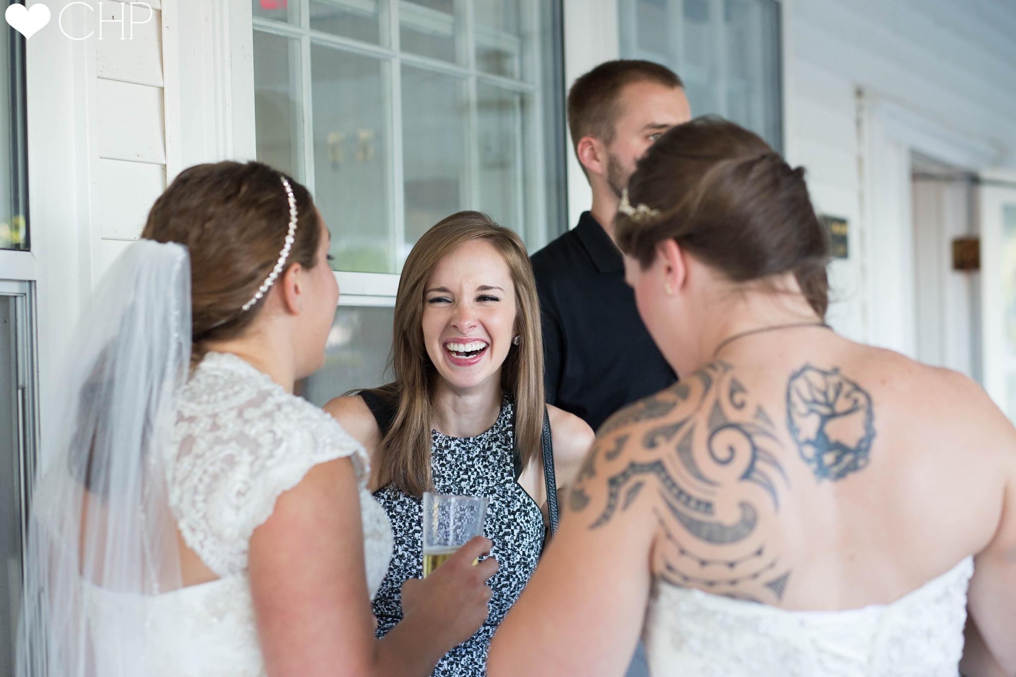 East Wind Inn Maine Wedding