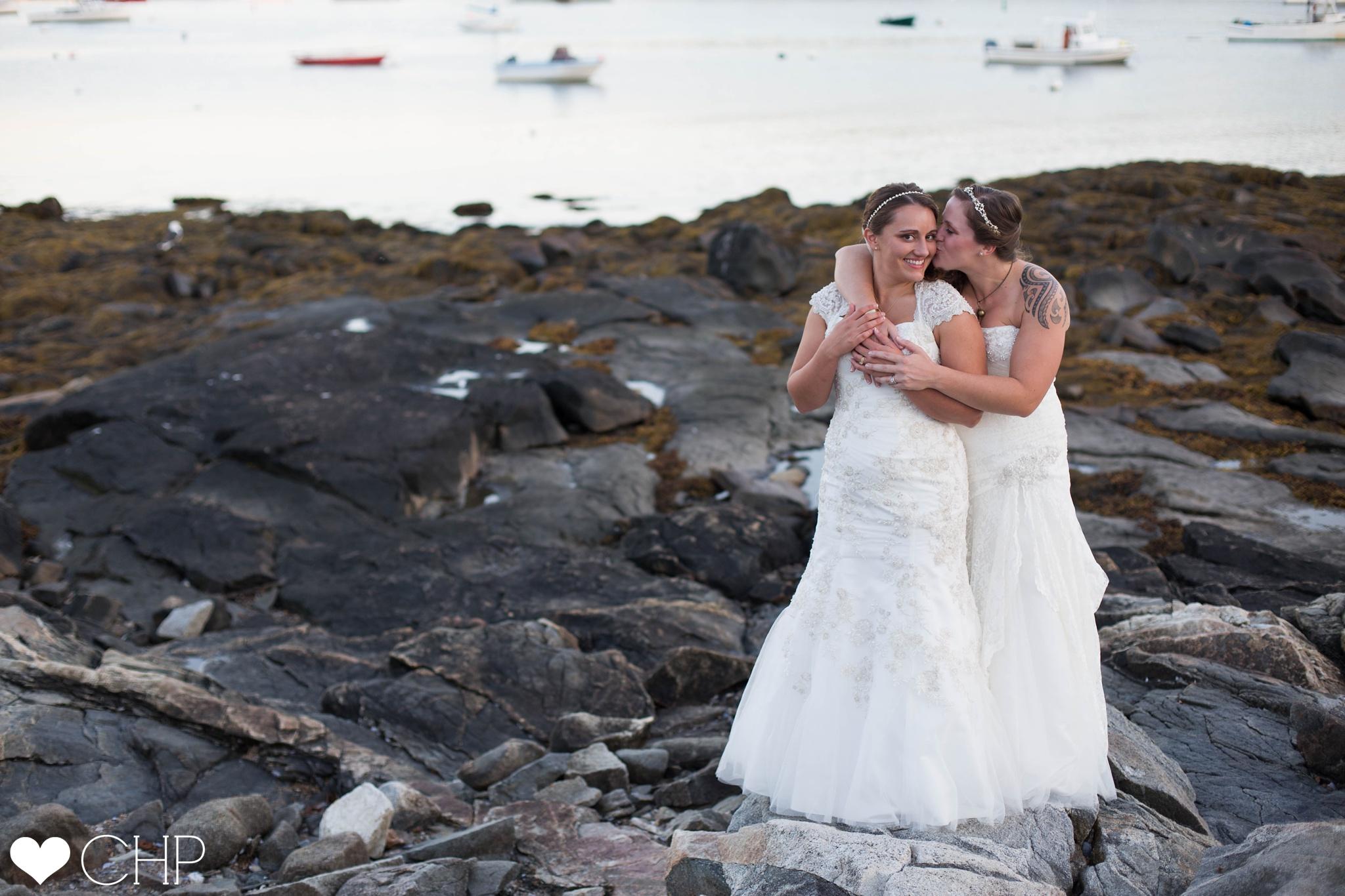Tenants Harbor Maine Wedding Photographers