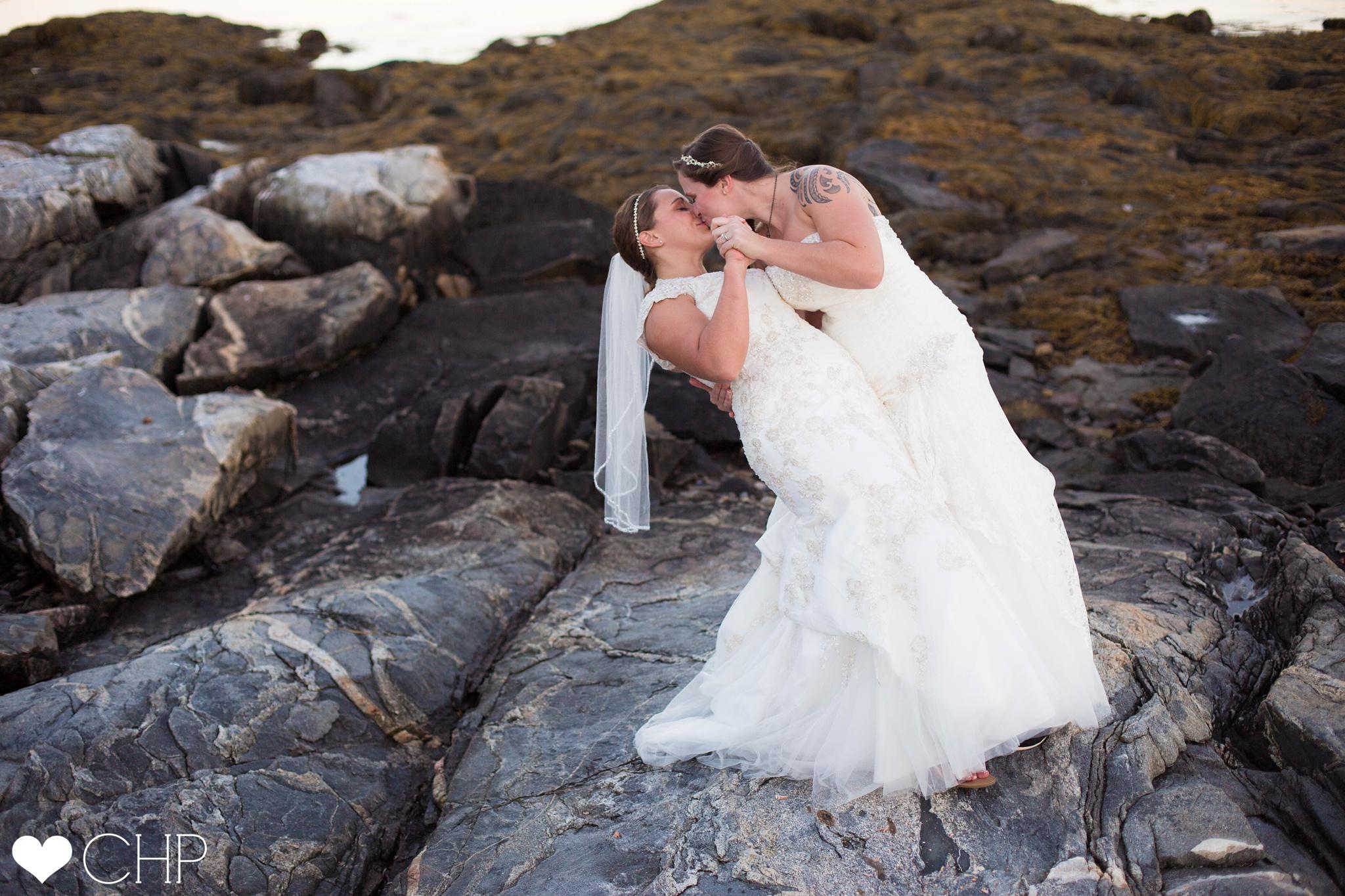Tenants Harbor Maine Wedding Photography