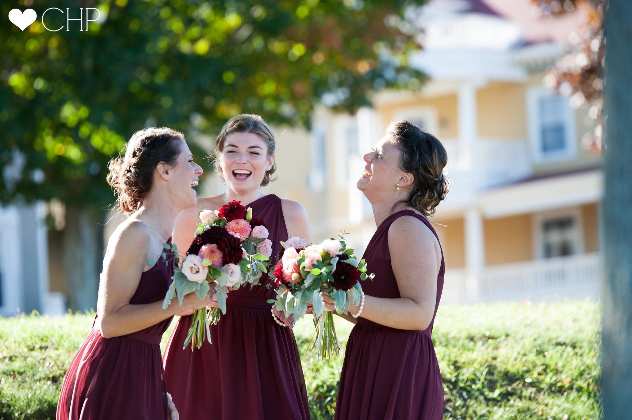 Wedding Photographers near the old port Portland