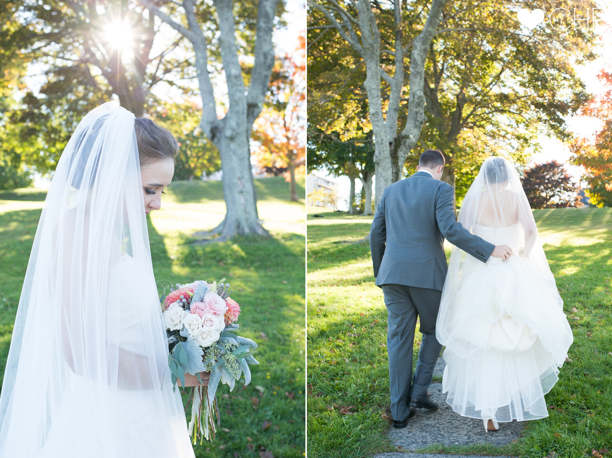 Weddings at Portland Maine Eastern Prom