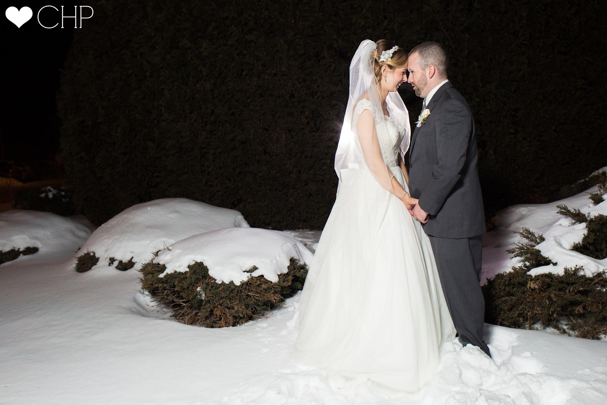 Winter Weddings in Maine