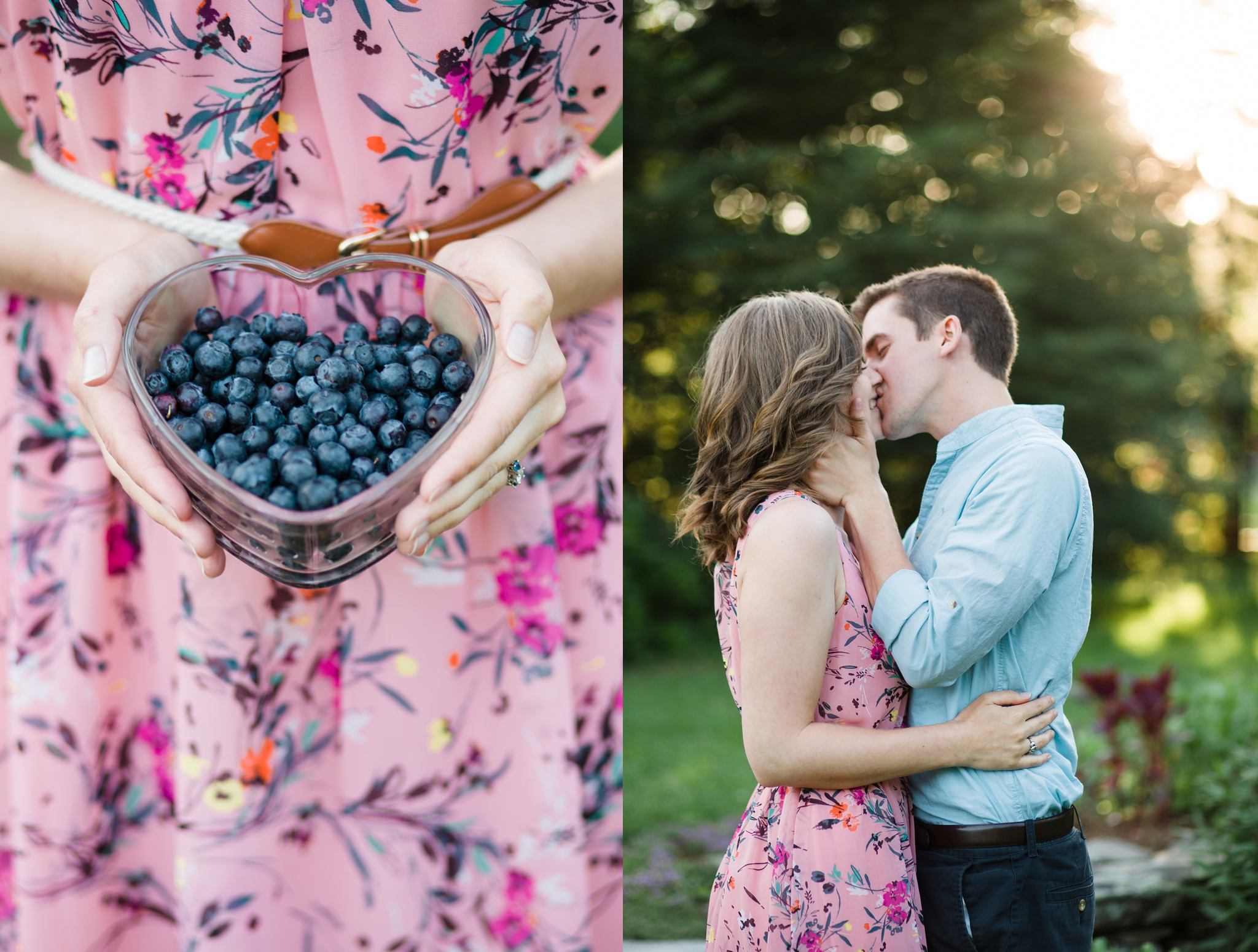 Engagement Photographers in Orono Maine