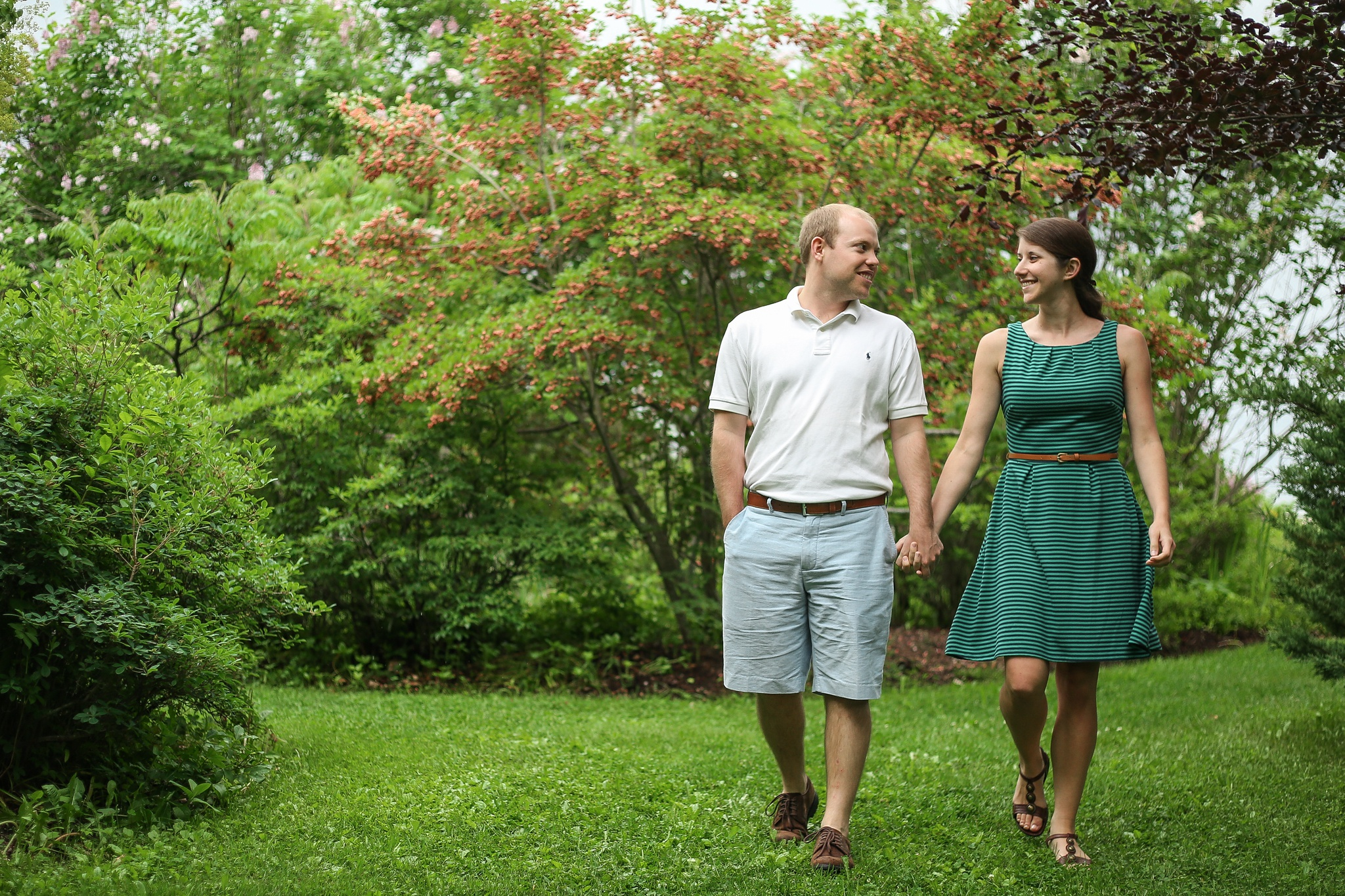 Orono Maine Engagement Photography