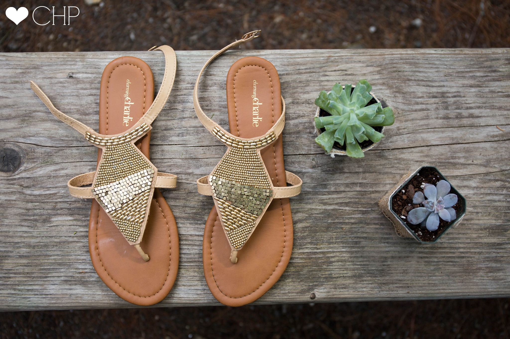 Wedding sandels