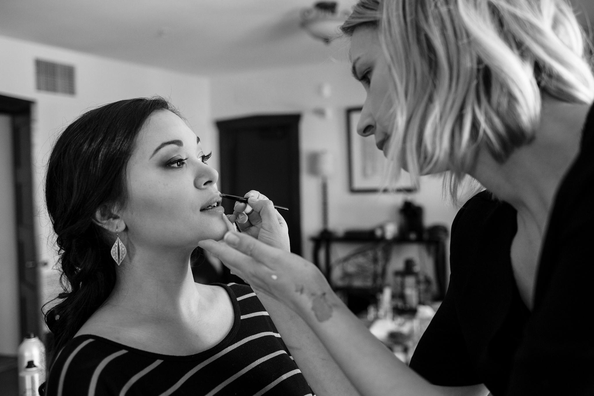 Dana Bement Make up artist