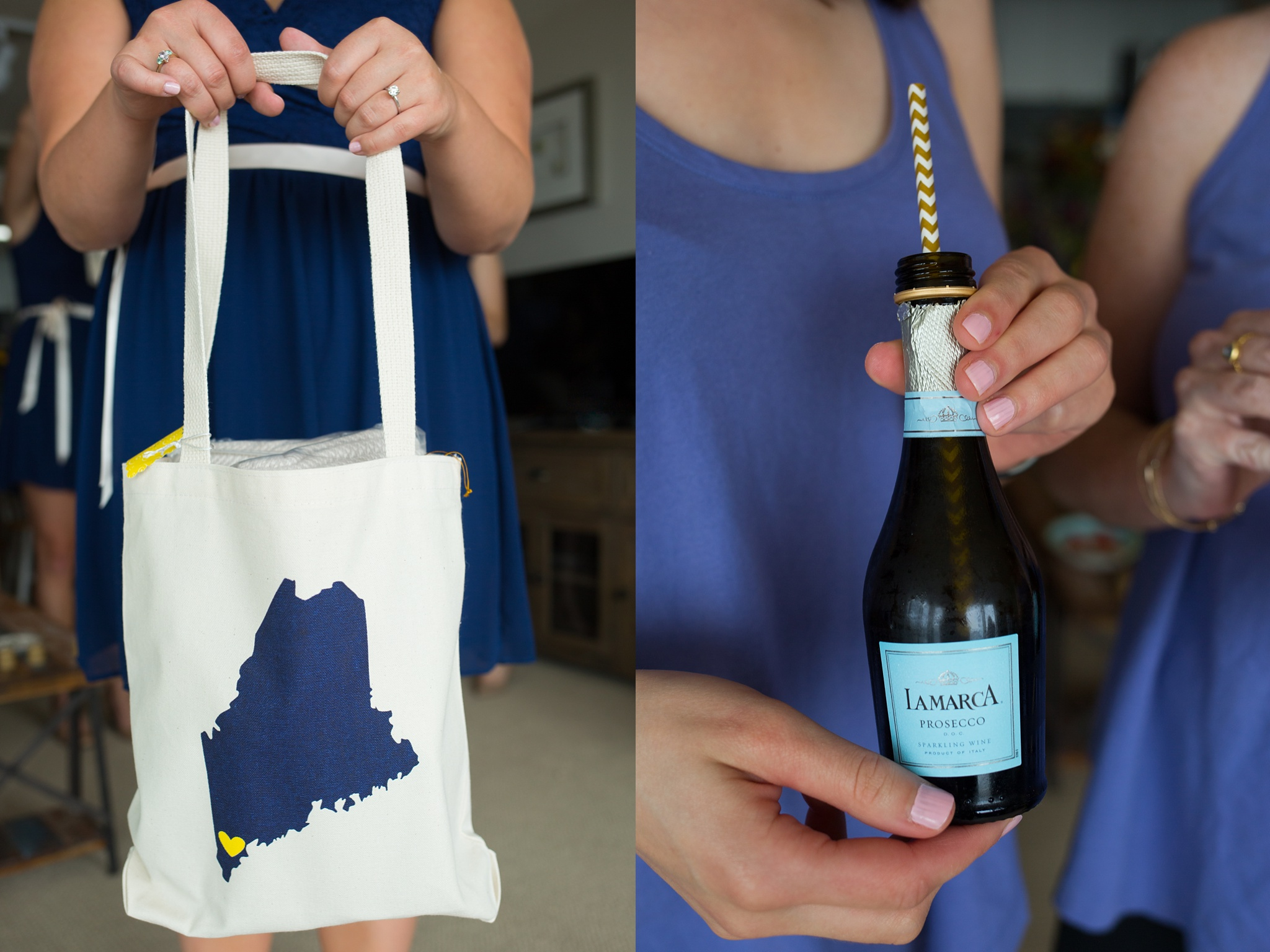Maine bridesmaids gifts
