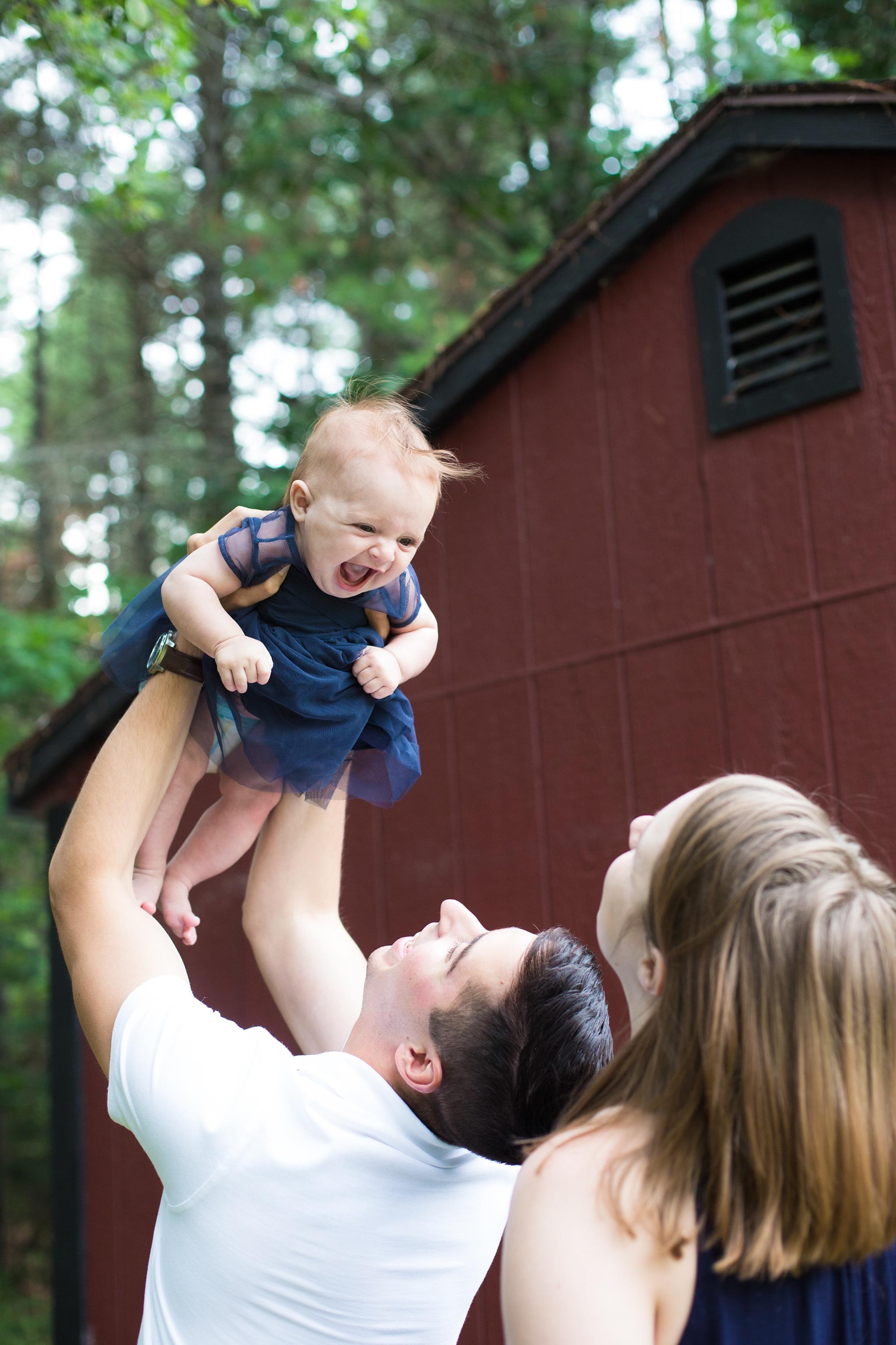Bangor Maine Family Photographer