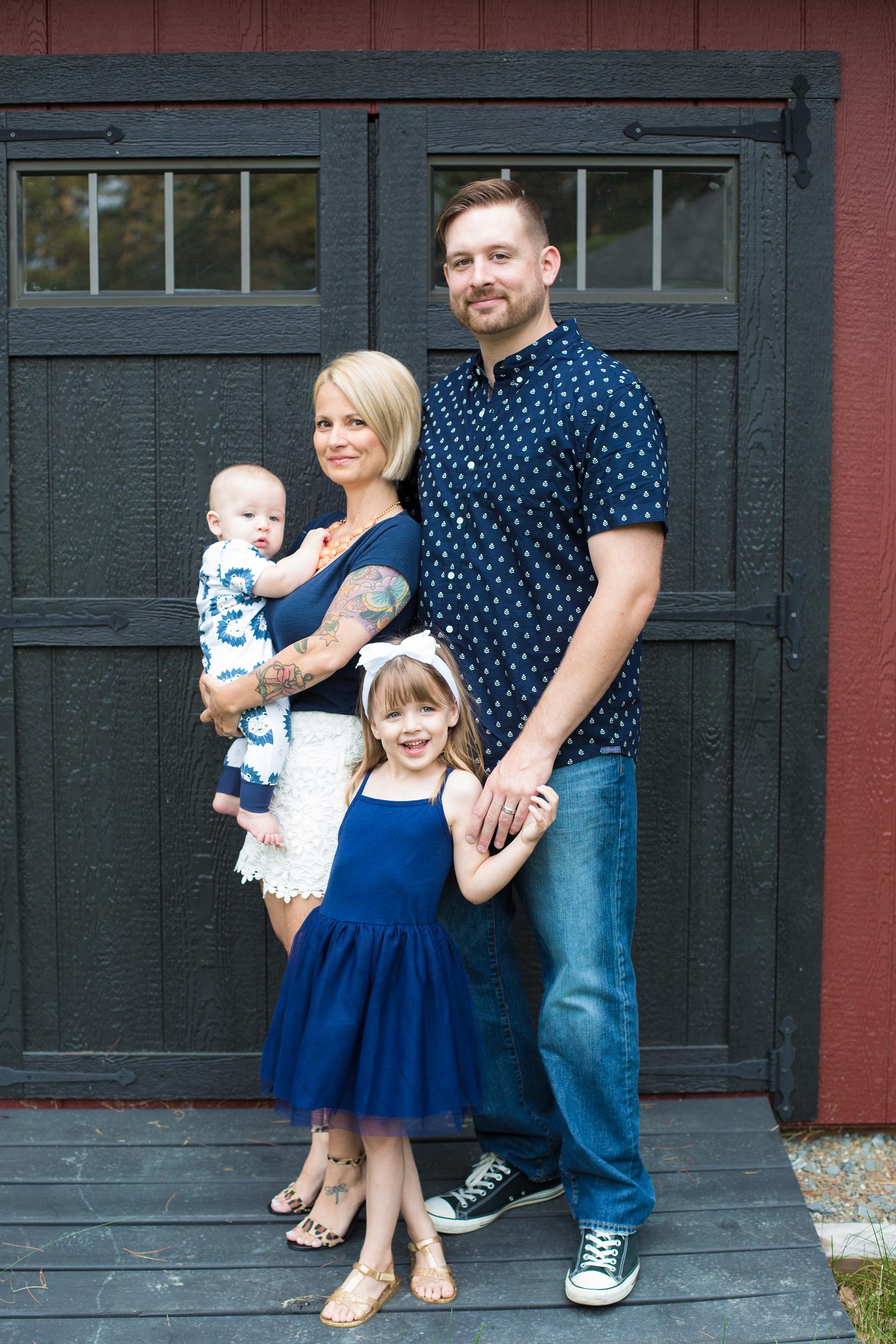 Family Photographers near Bangor Maine