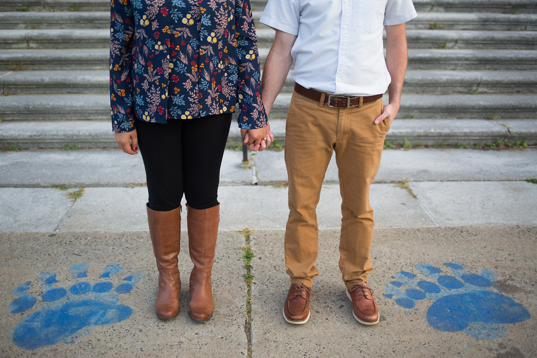 University of Maine Engagement Pictures