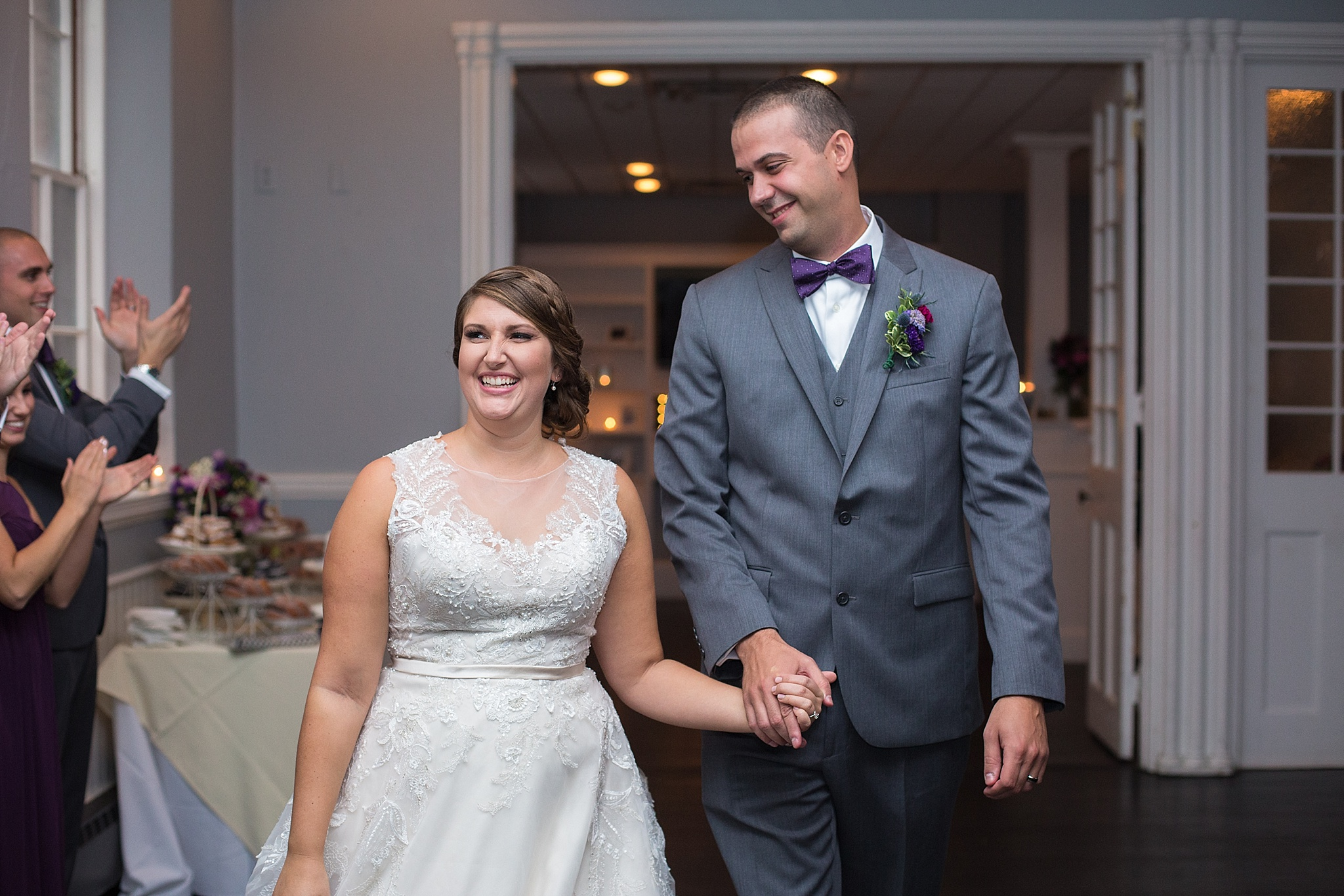 Weddings at Grace in Portland Maine