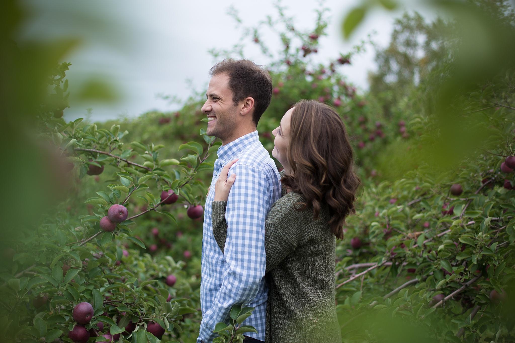Bangor Maine Engagement Photographers