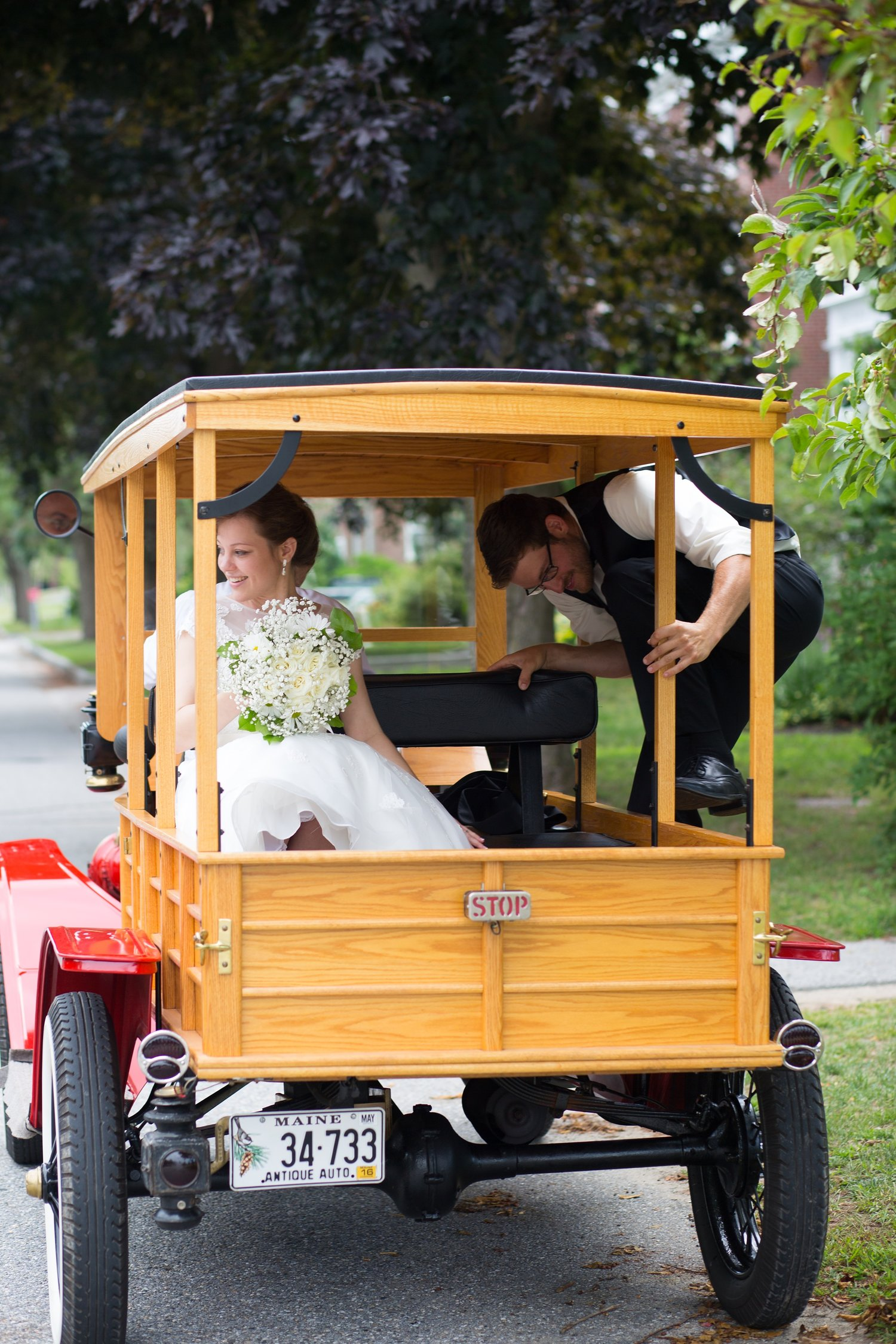 Wedding Photographers near Augusta Maine