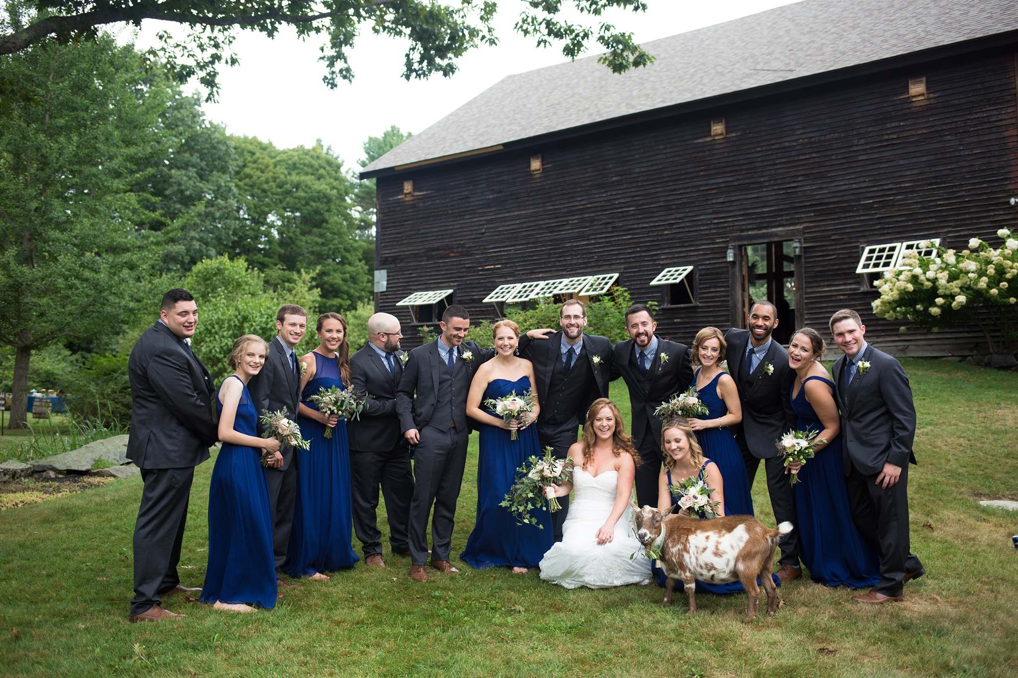 Josias River Farm Wedding Photographer