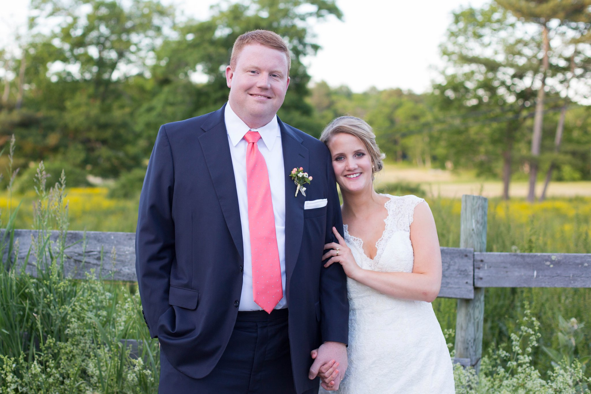 Weddings at Wolfes Neck Farm