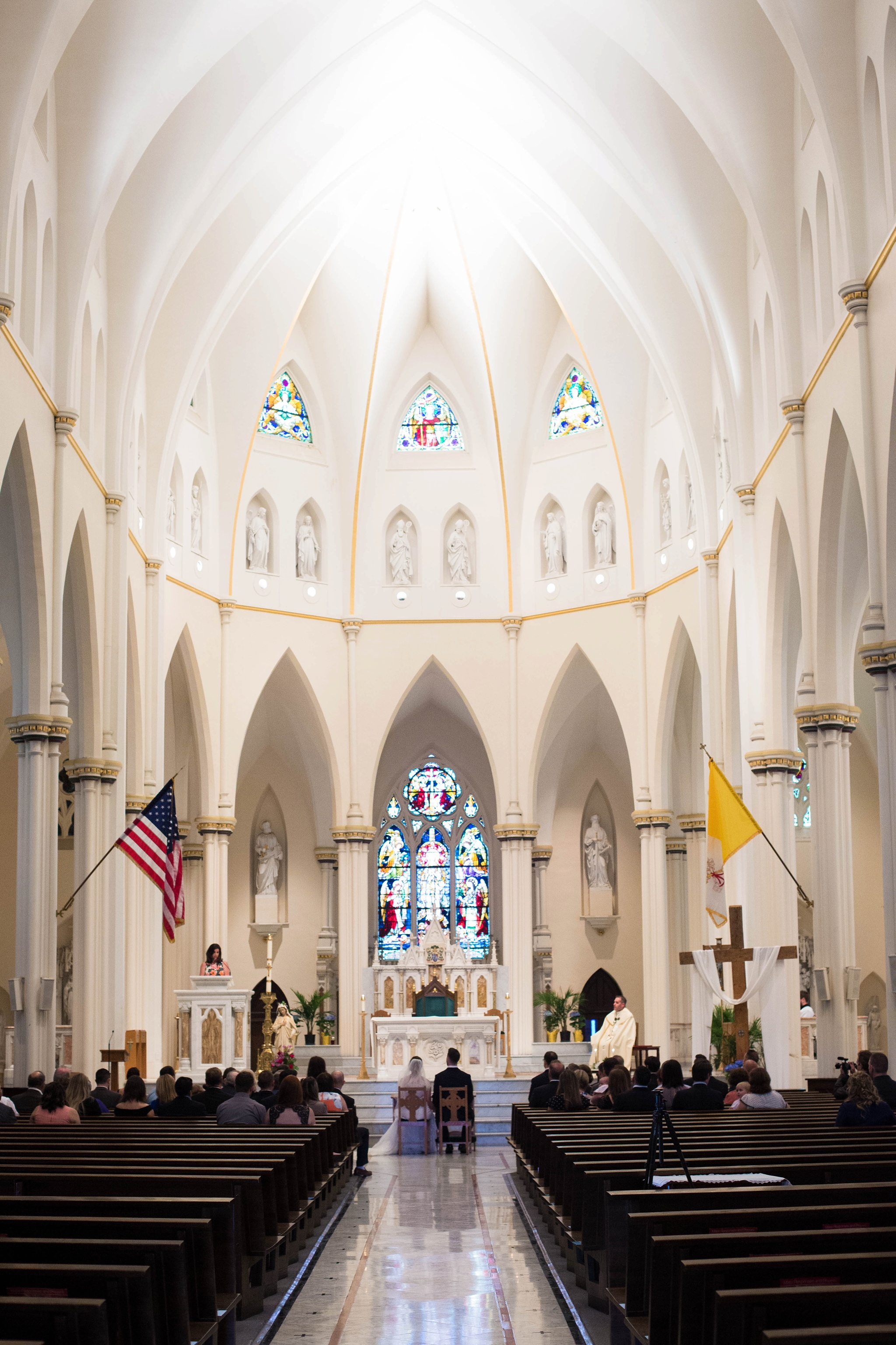The Cathedral of Immaculate Conception Portland Maine