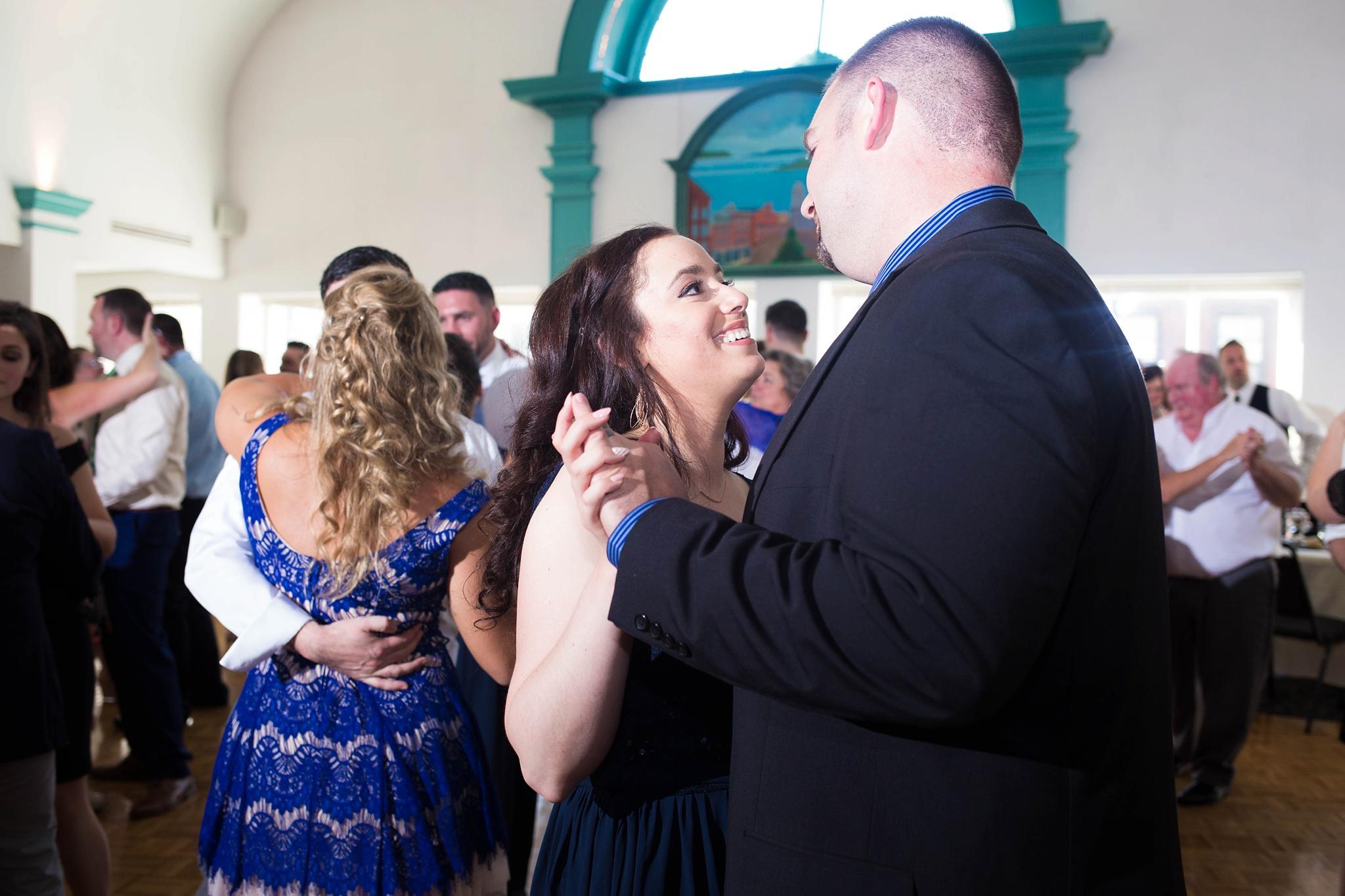 Downtown Portland Wedding Photos