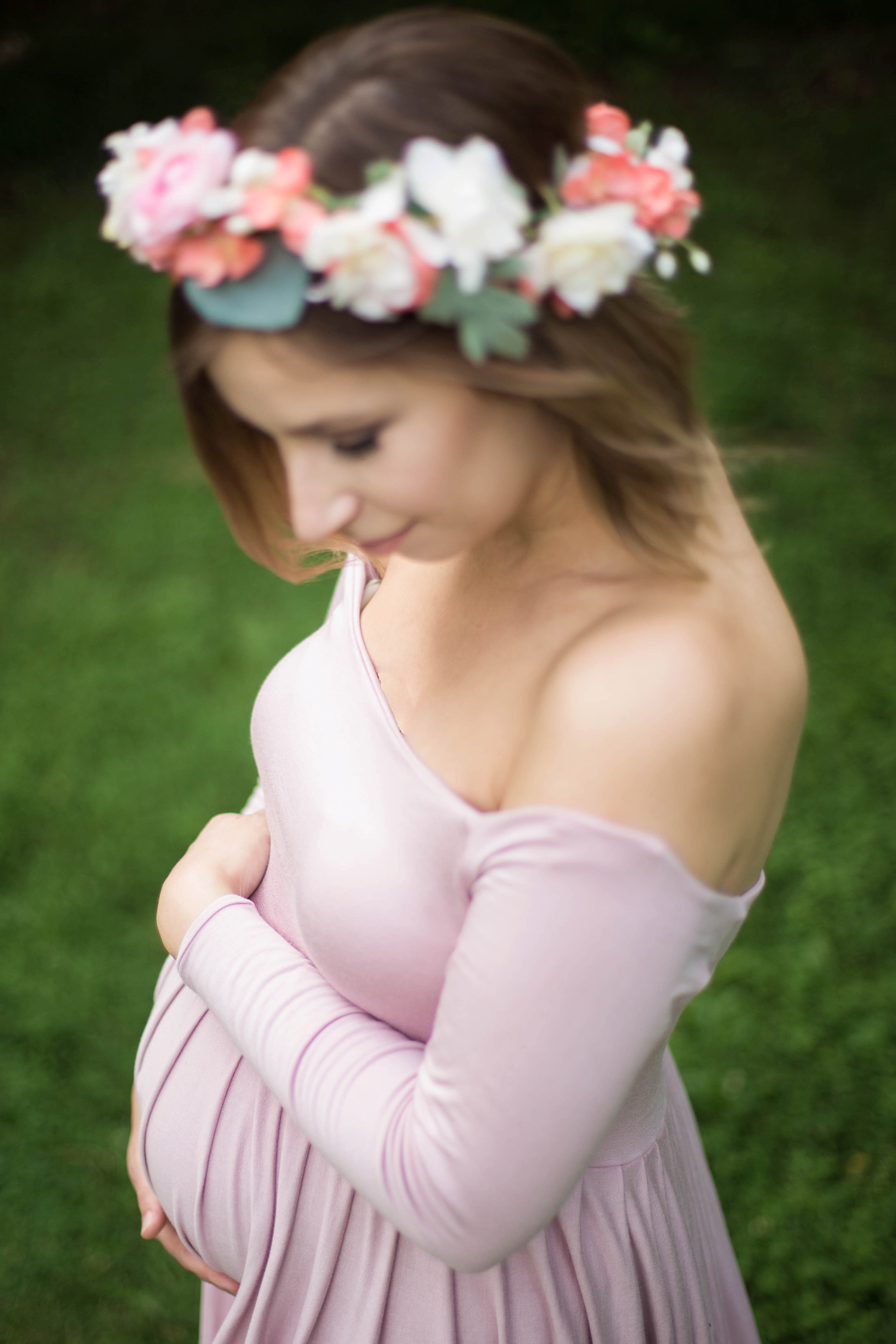 orono maine maternity photographers 1