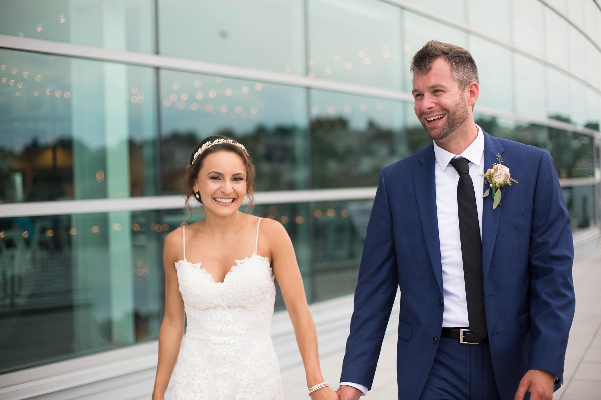 weddings at Portland Ocean Gateway