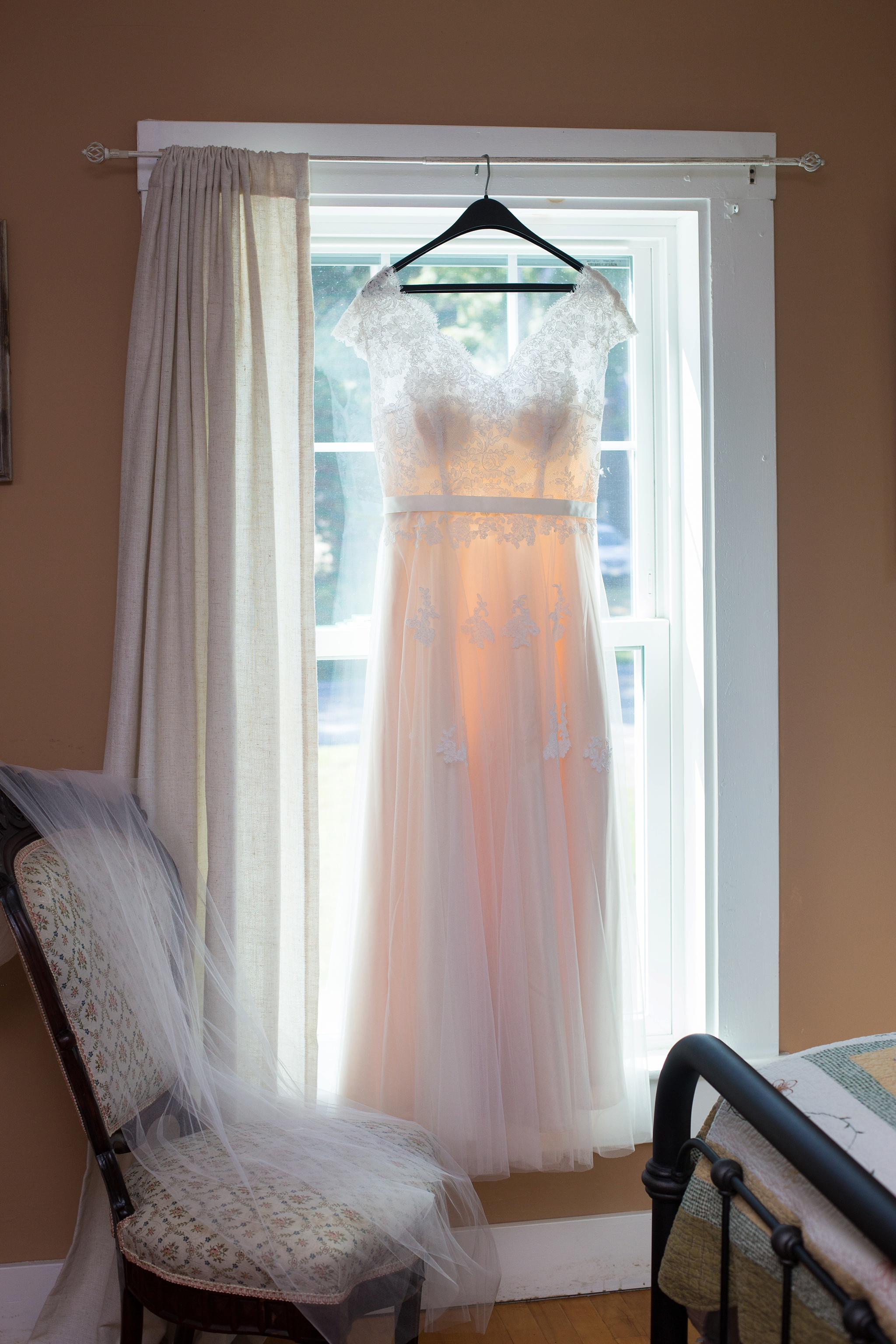 brides dress from etsy