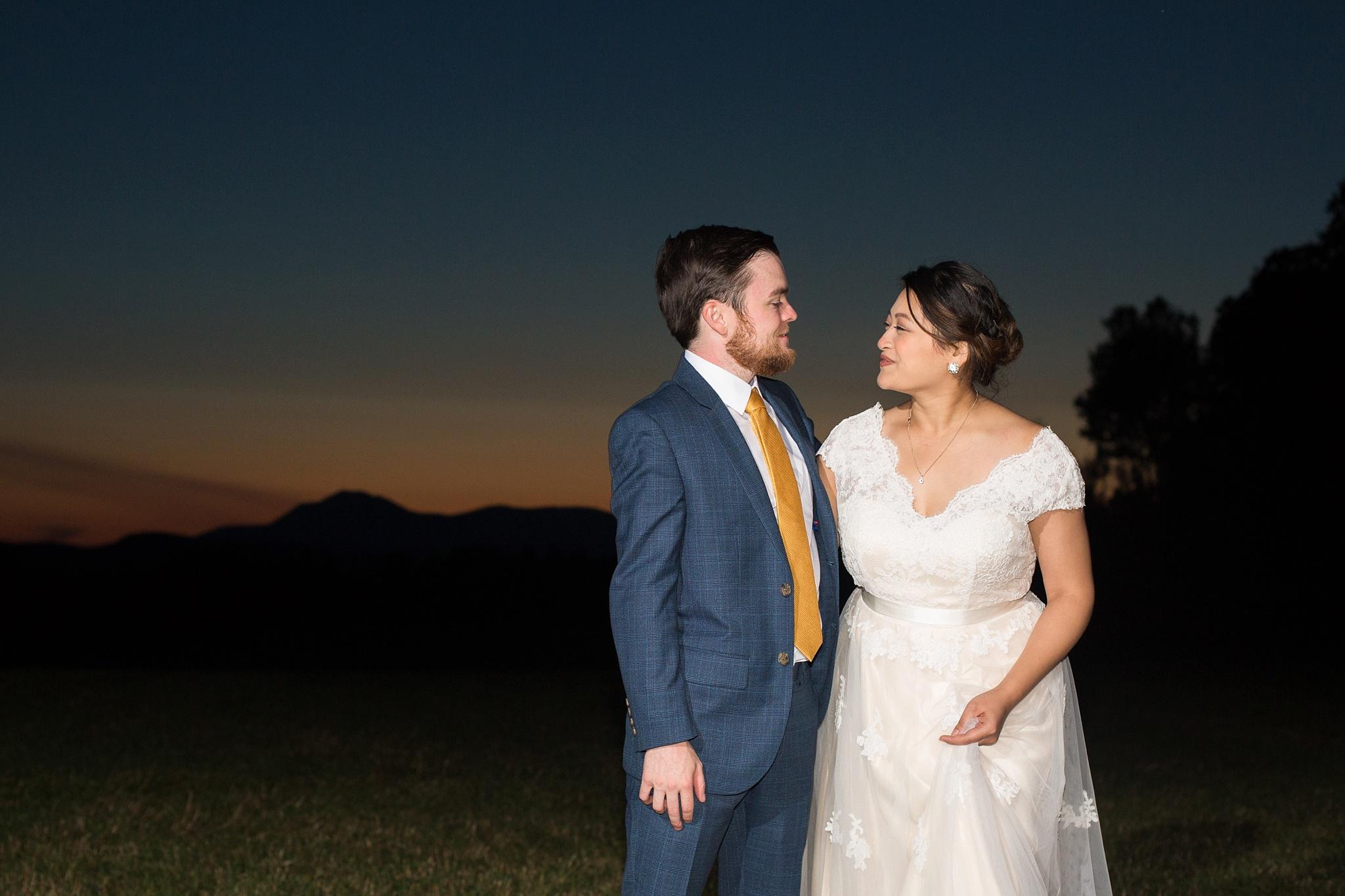 weddings near mount katahdin