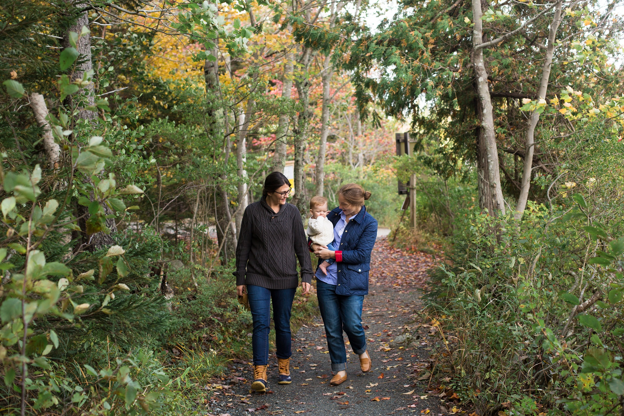 acadia national park family photographer