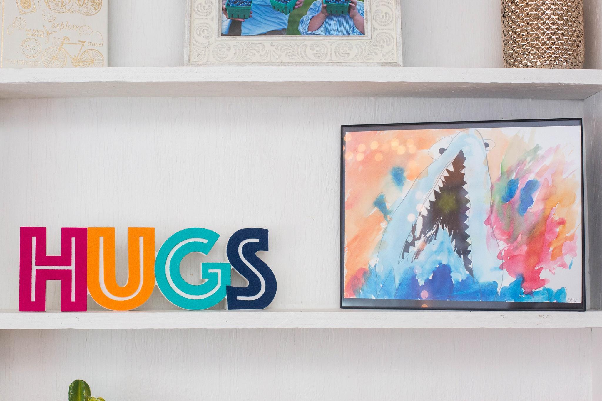 HUGS letters
