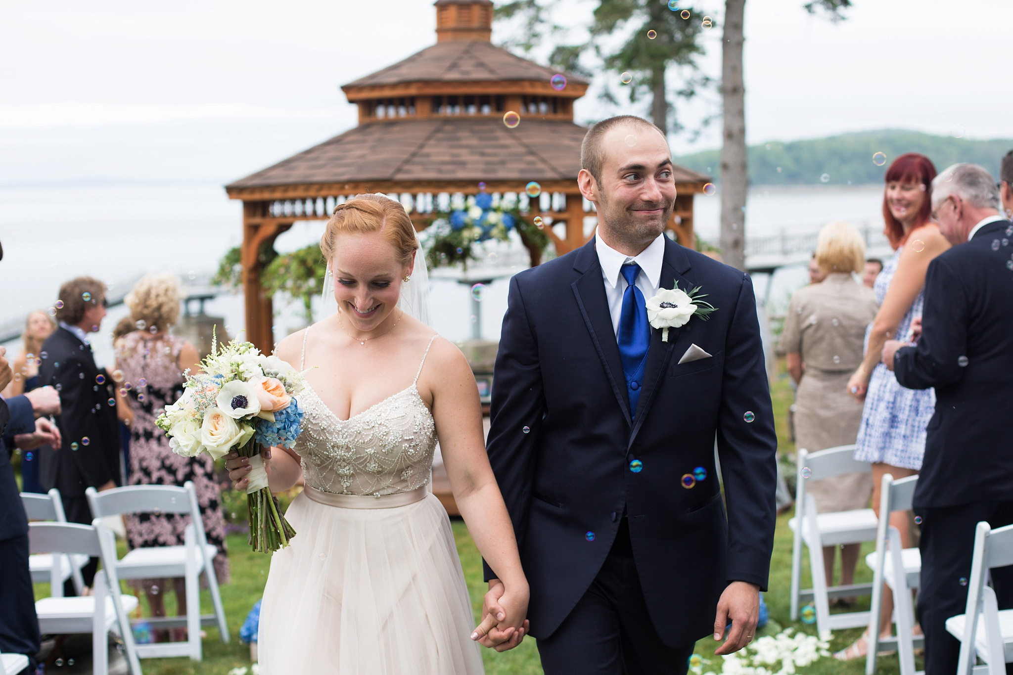bar harbor wedding photographer