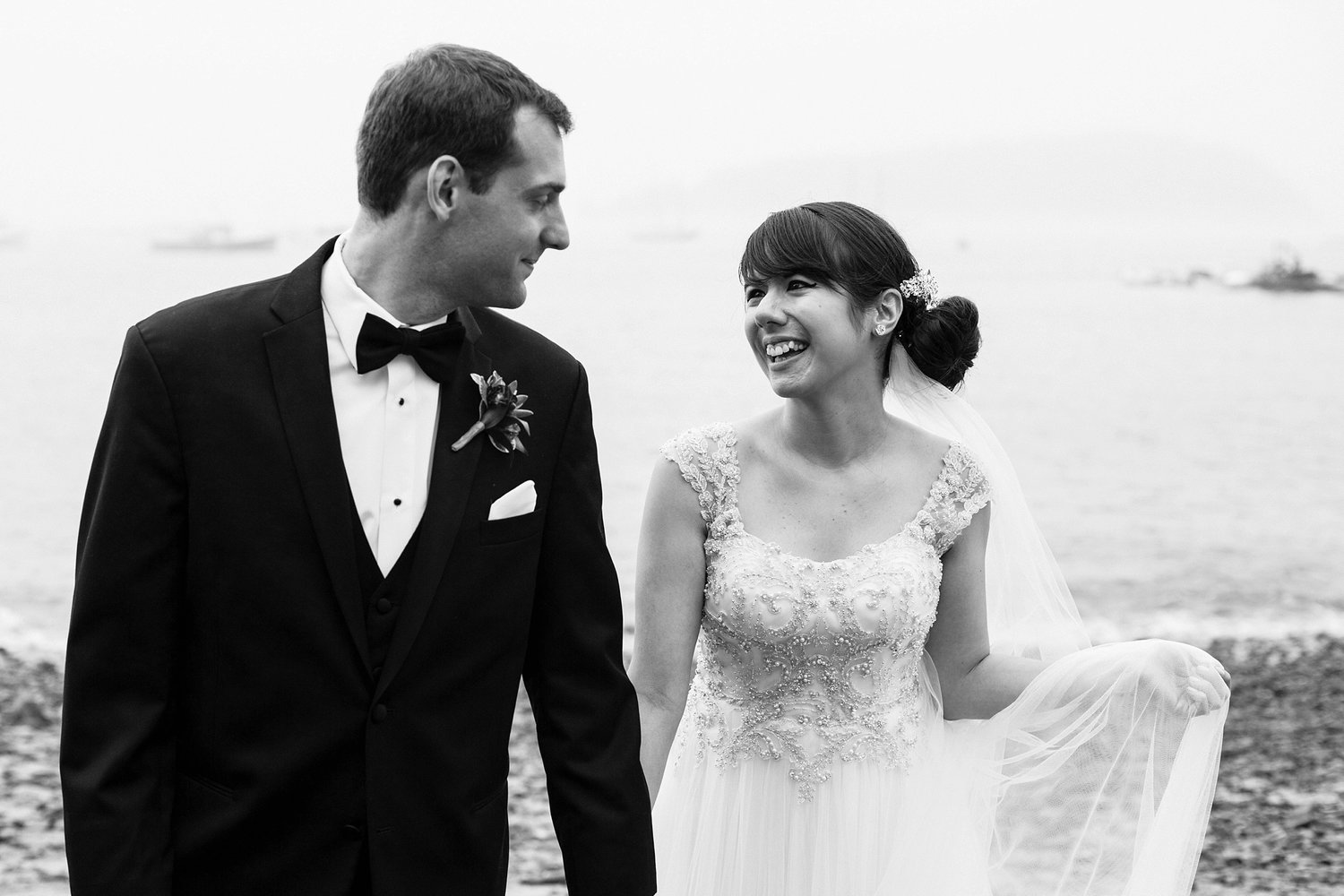 Bar Harbor Maine Wedding Photographers