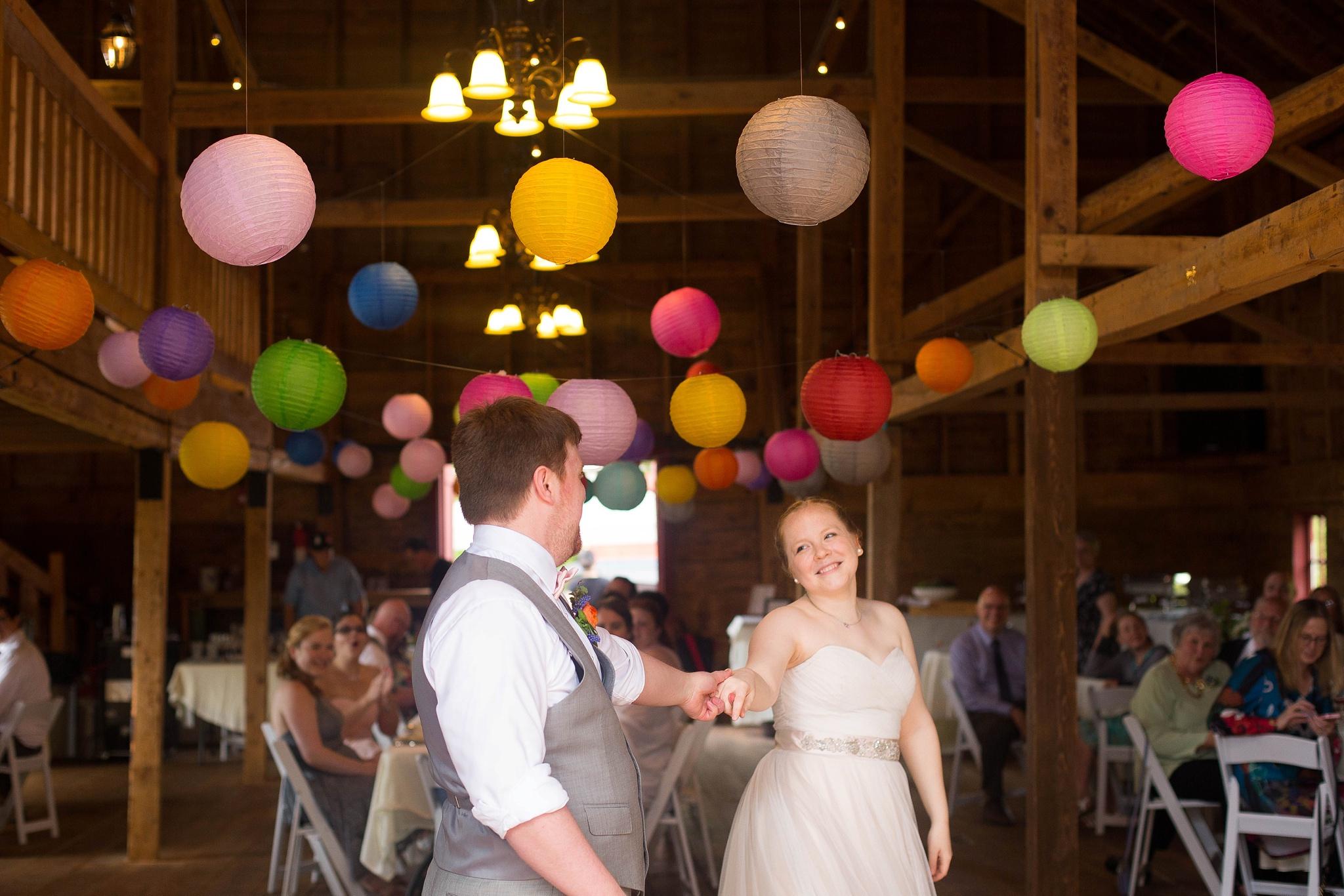 Kings Hill Barn Wedding