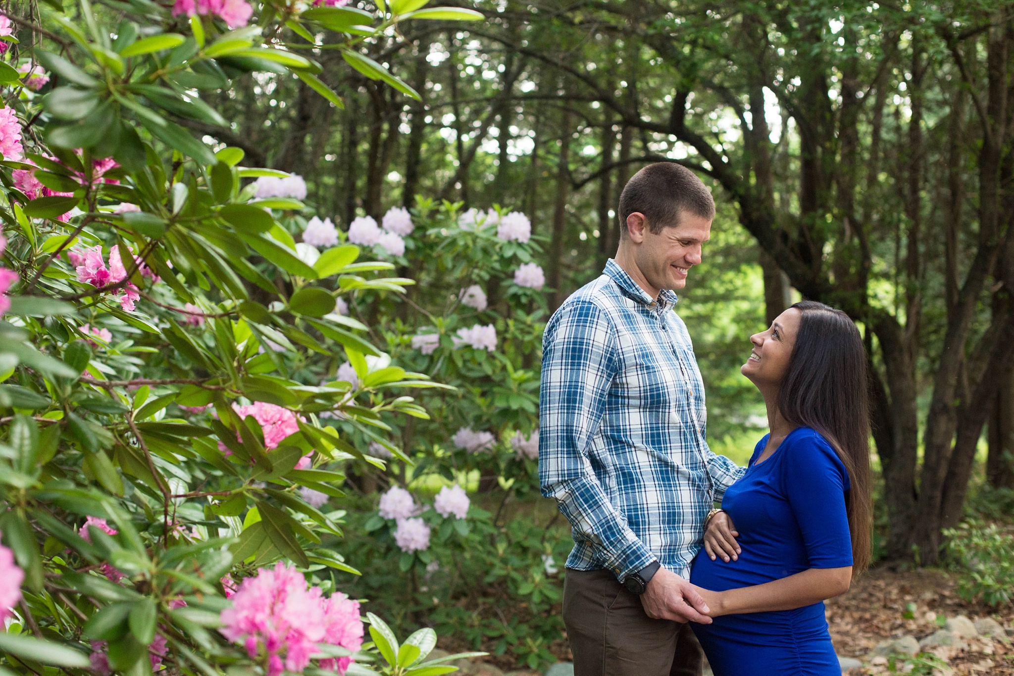 Maine Maternity Photos BabyN