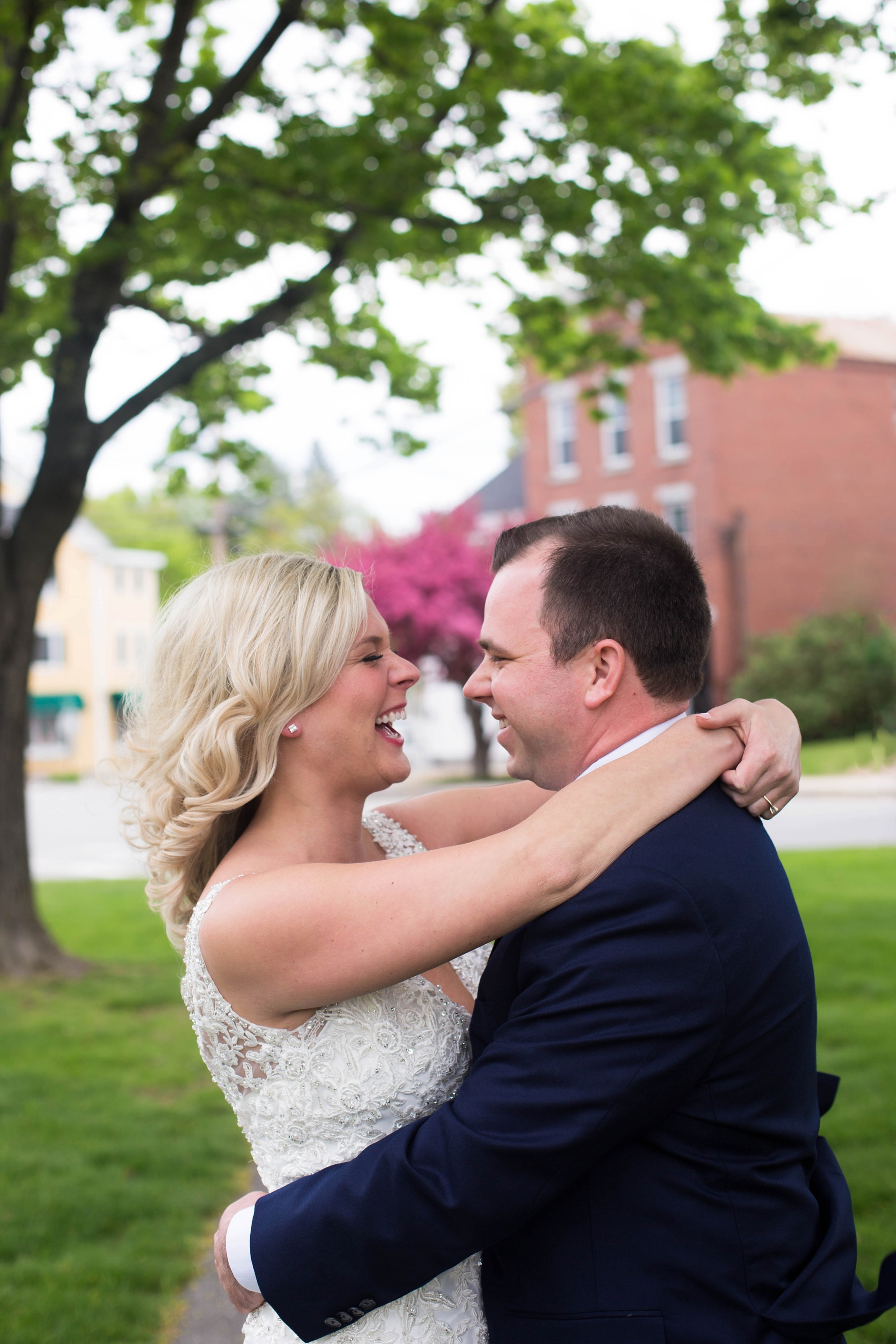 bethel maine wedding