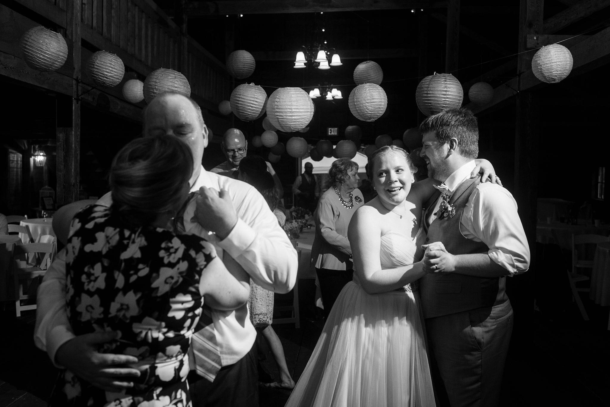 barn weddings in maine