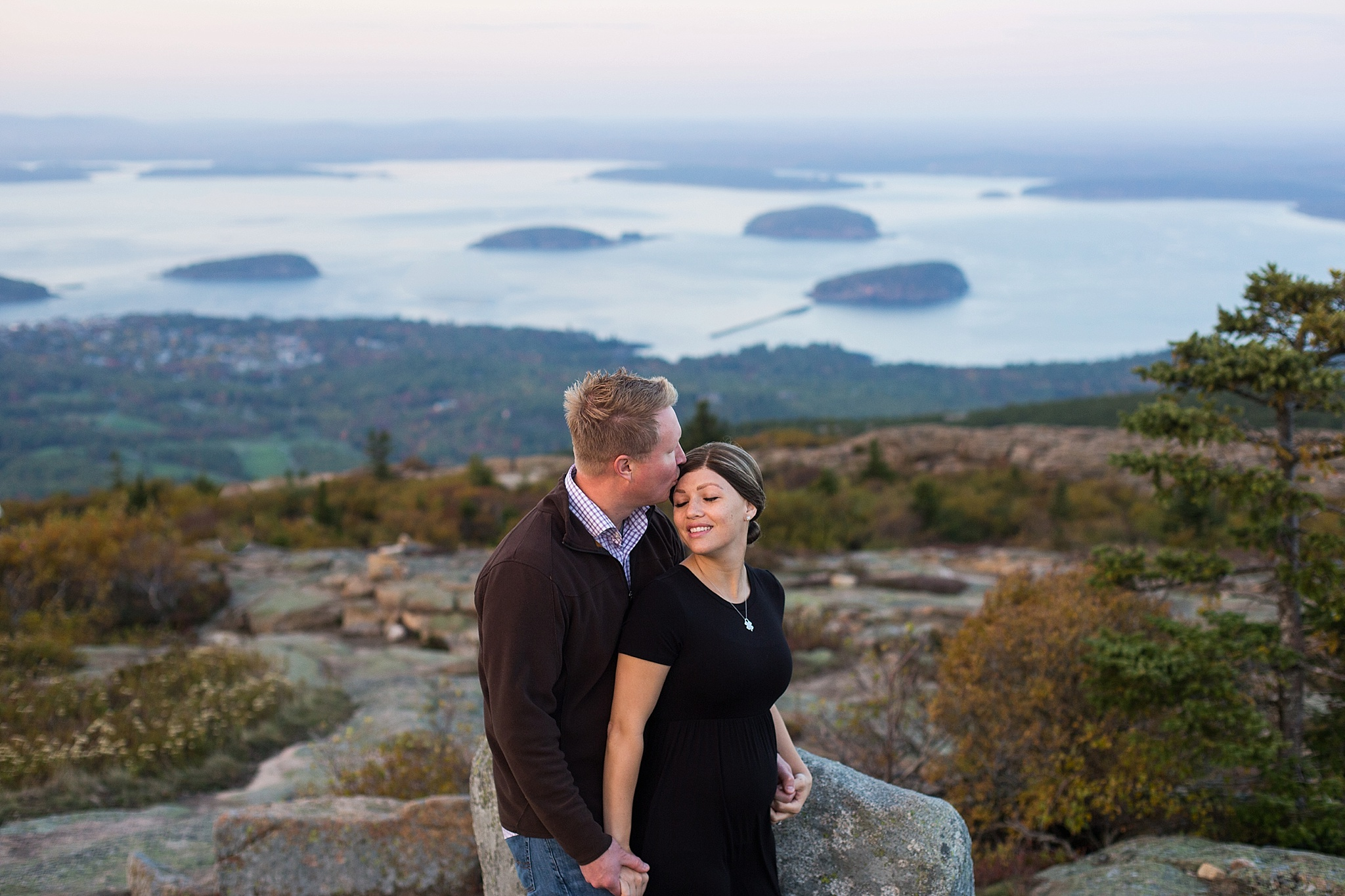 Acadia National Park Family Pictures